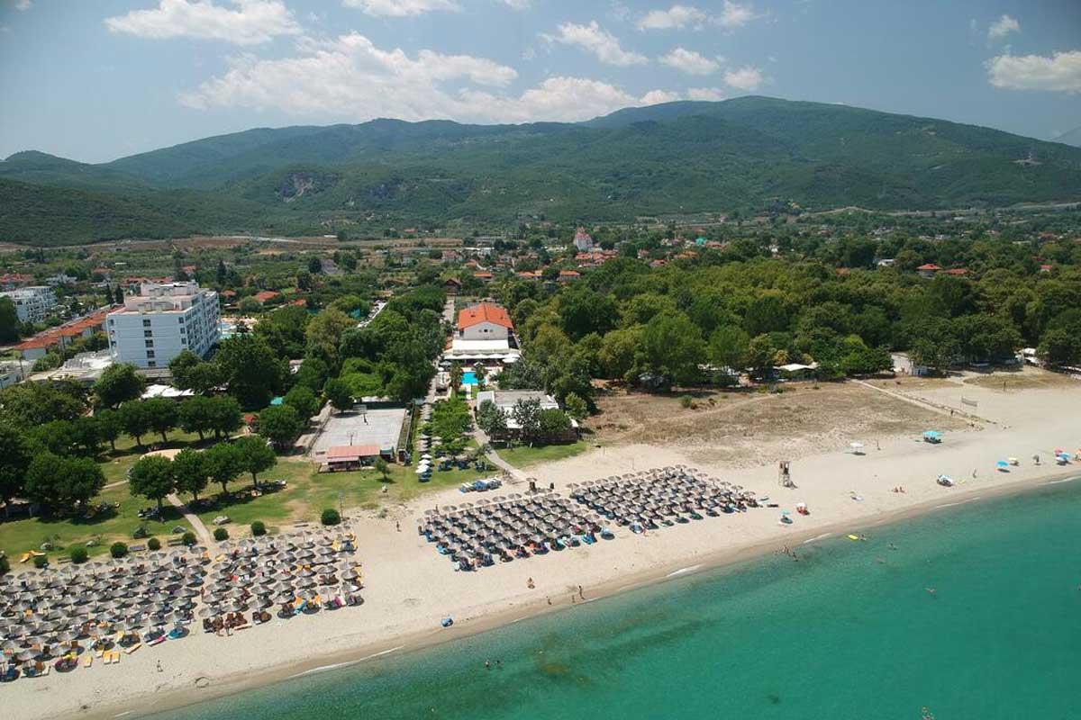 Hotel Sun Beach letovanje u Platamonu