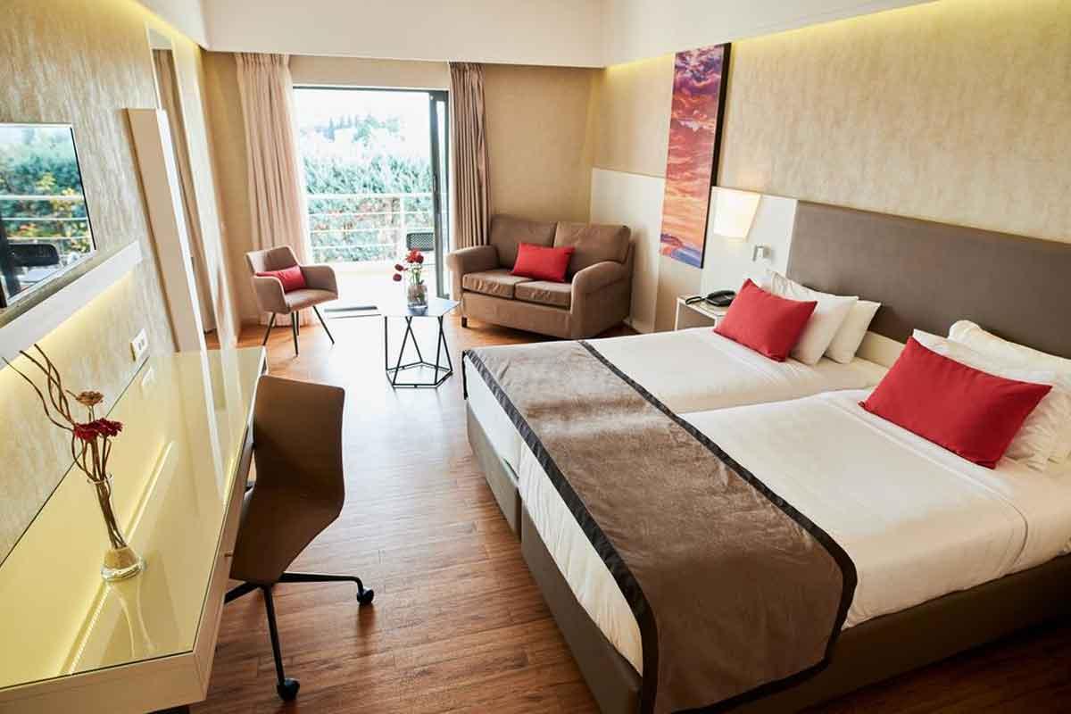 Ramada Thraki Plaza apartman