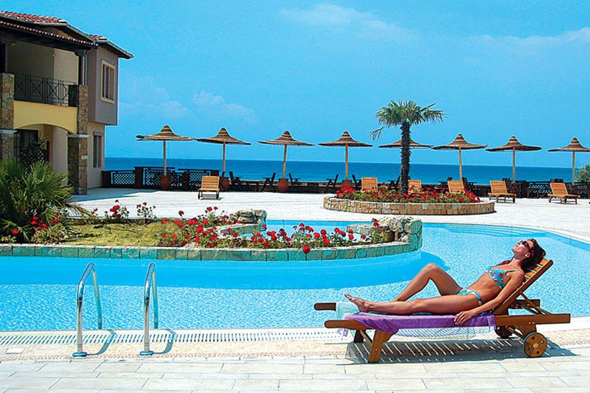Hotel Anthemus Spa & Resort bazen