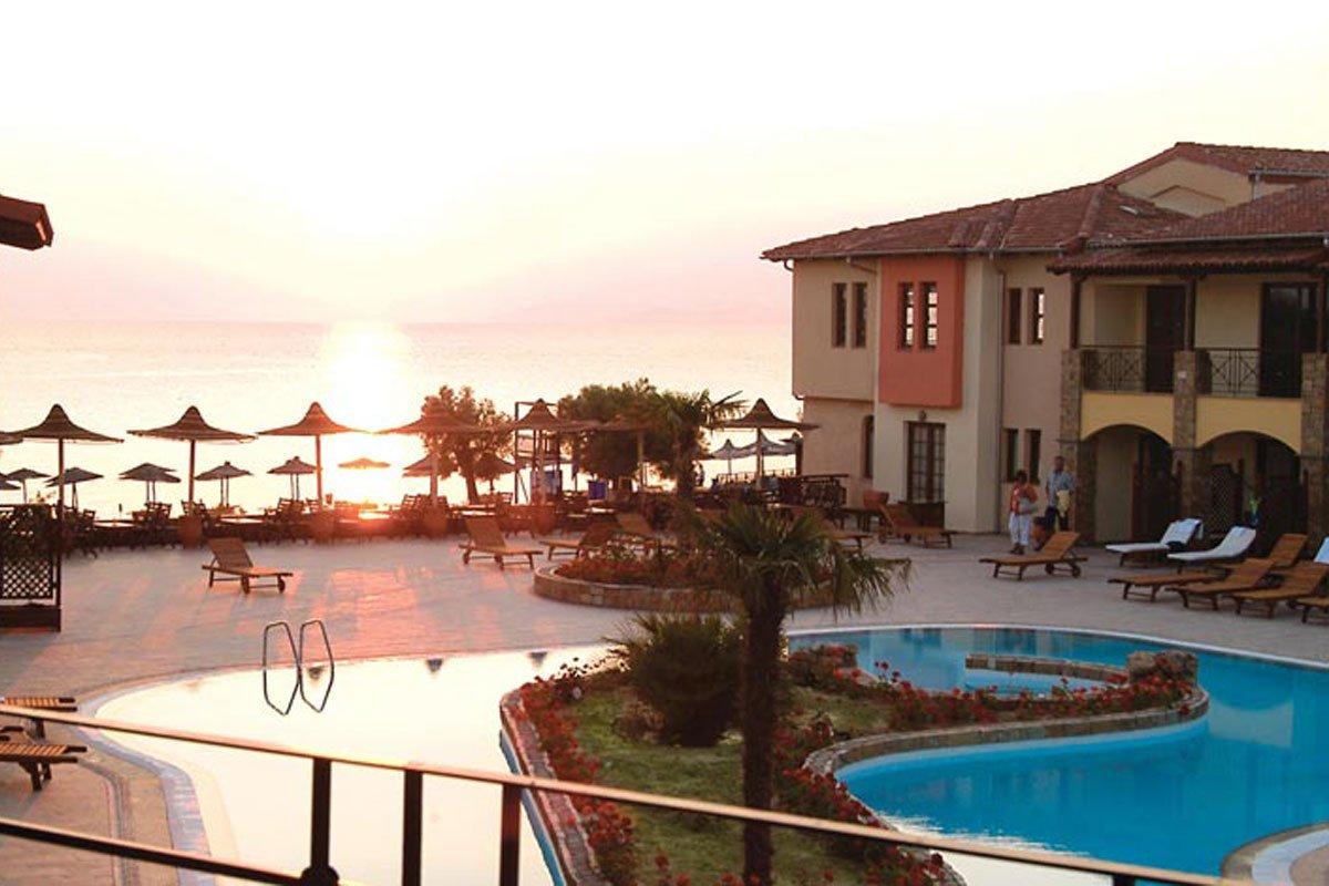 Hotel Anthemus Spa & Resort smeštaj u Nikitiju
