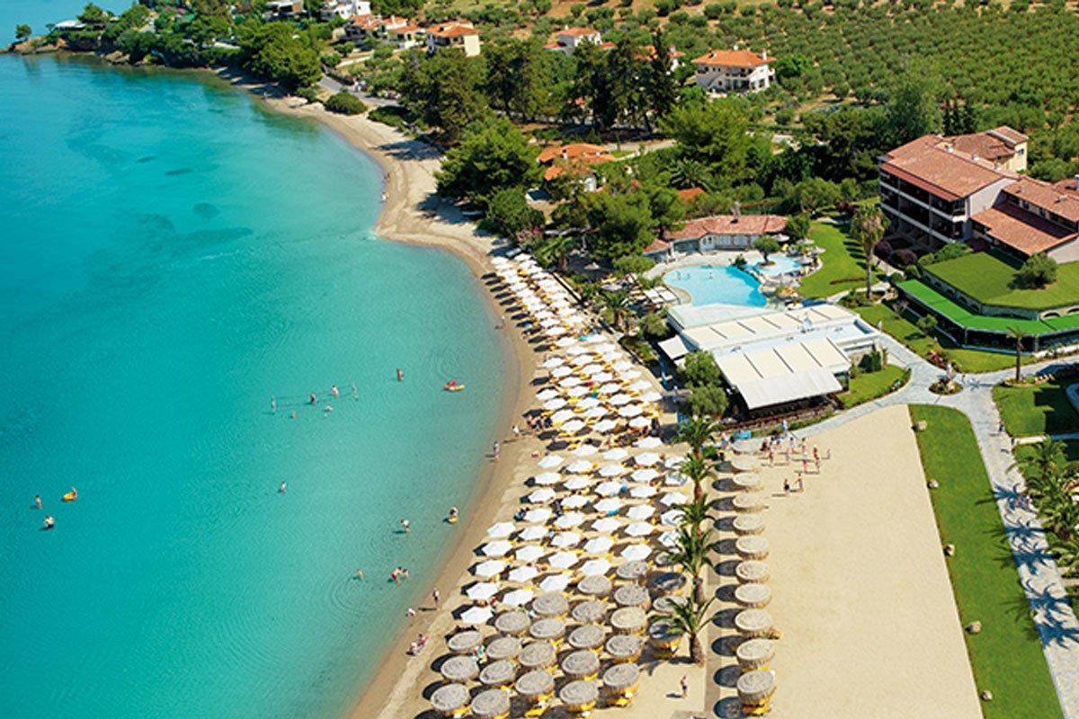 Hotel Anthemus Spa & Resort plaža