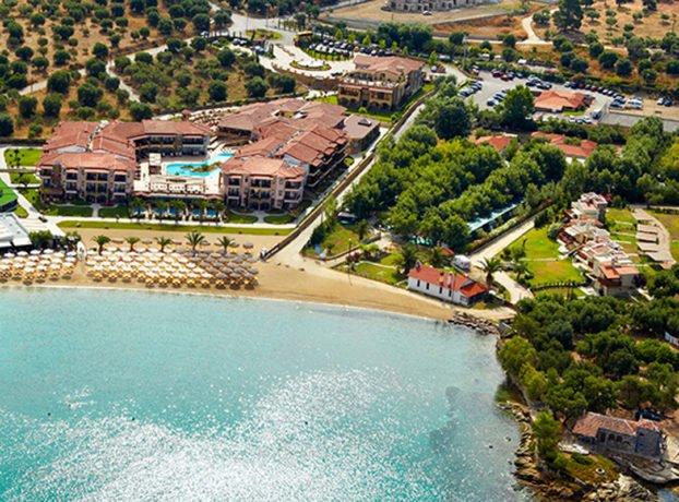 Hotel Anthemus Spa & Resort letovanje na Halkidikiju