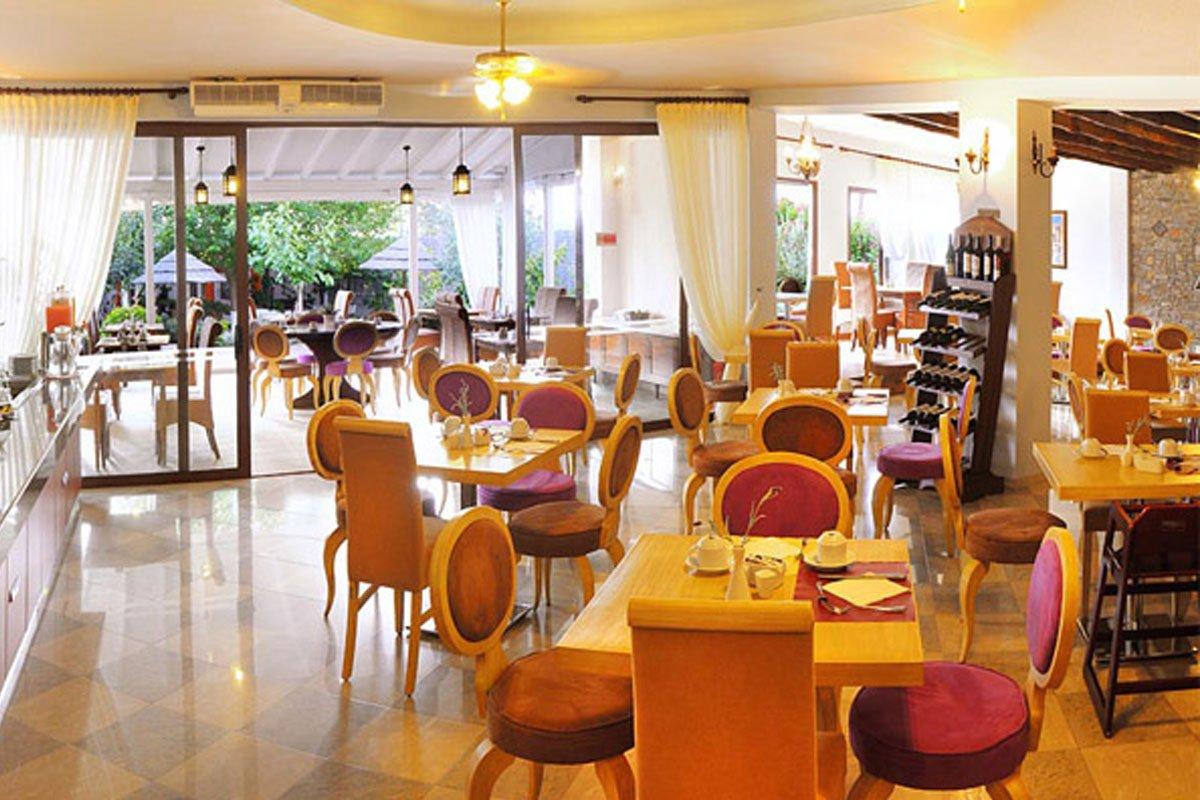 Antigoni Beach hotel restoran
