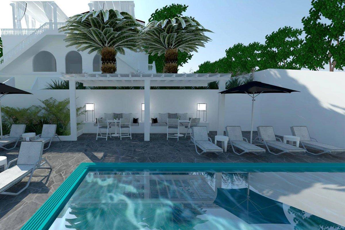 Bianco Olympico Beach Hotel odmor