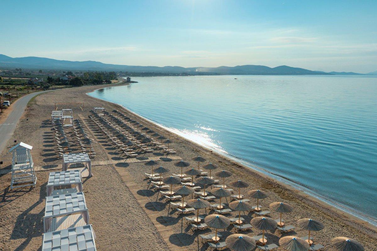 Blue Lagoon Princess plaža Sitonija
