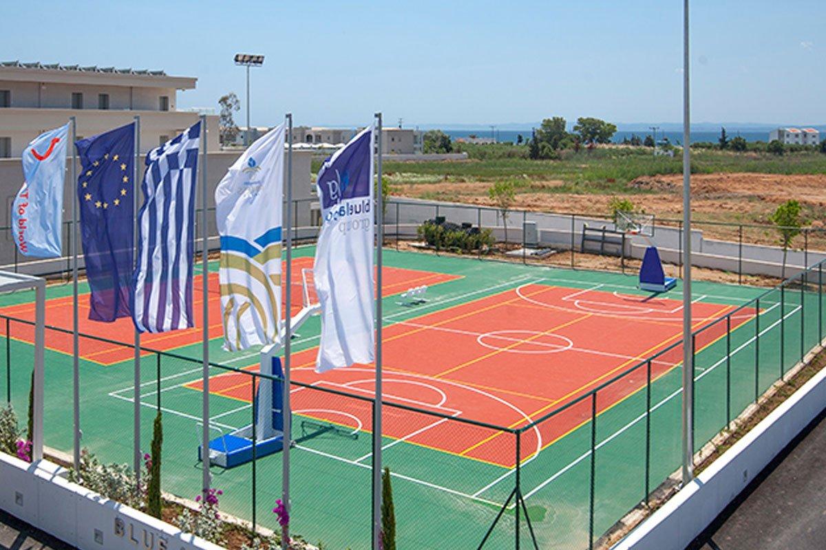Blue Lagoon Princess teniski tereni