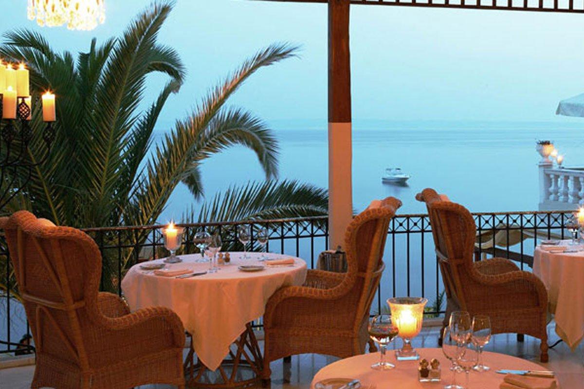 Danai Beach Resort restoran