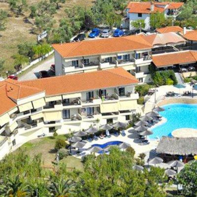 Hotel Makednos kompleks u Nikitiju