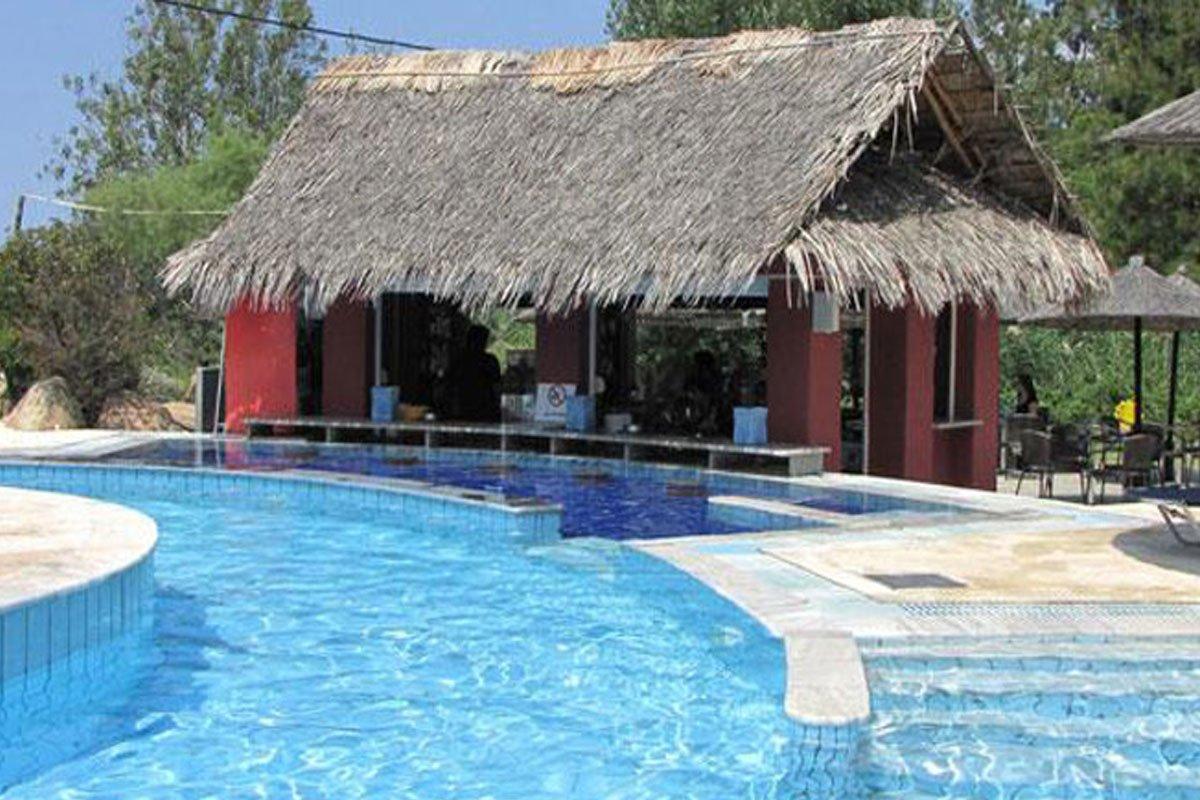 Hotel Makednos bazen