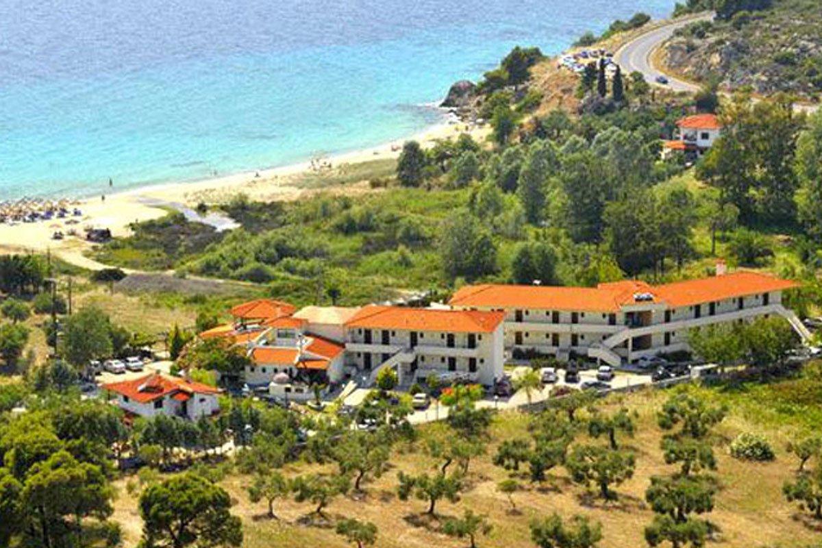 Hotel Makednos panorama