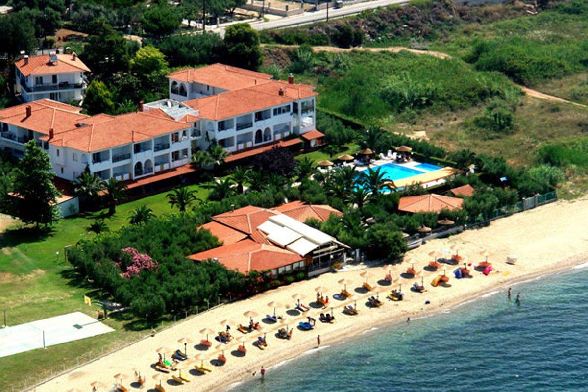 Hotel Martha's Resort Gerakini plaža