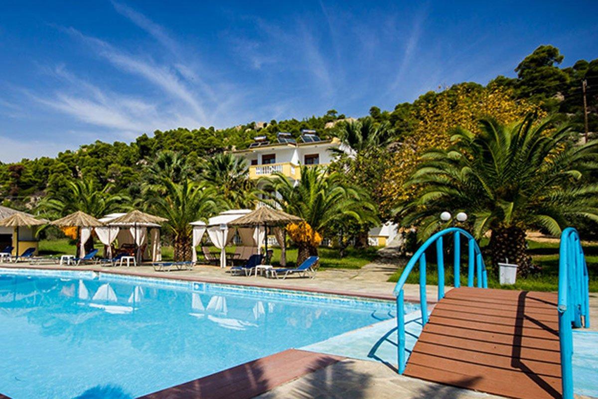 Hotel Koviou Holiday Village smeštaj u Nikitiju