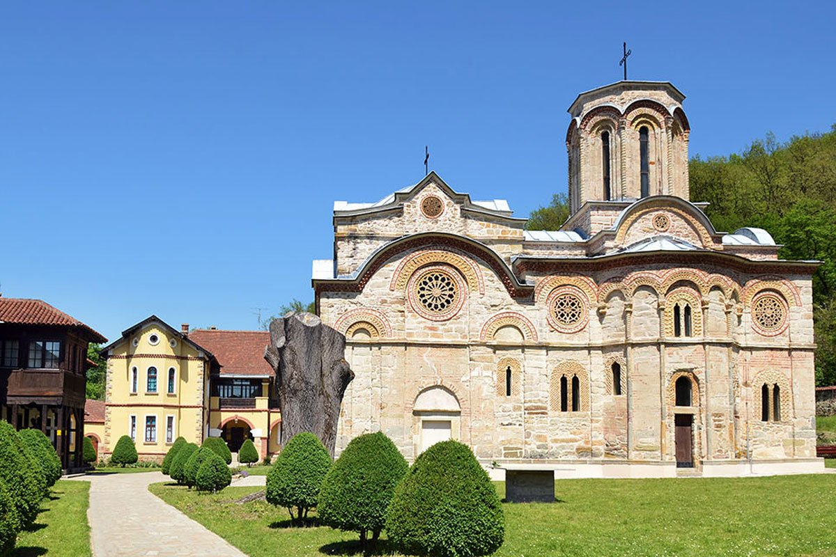 Manastir Ljubostinja - Lazarev grad - Vrnjačka banja - Izleti Srbija - AquaTravel.rs