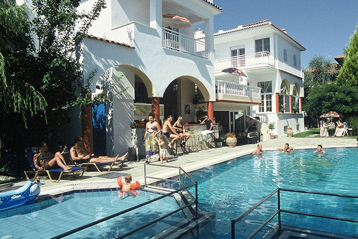 Hotel Melissa Gold Coast u Psakoudiji