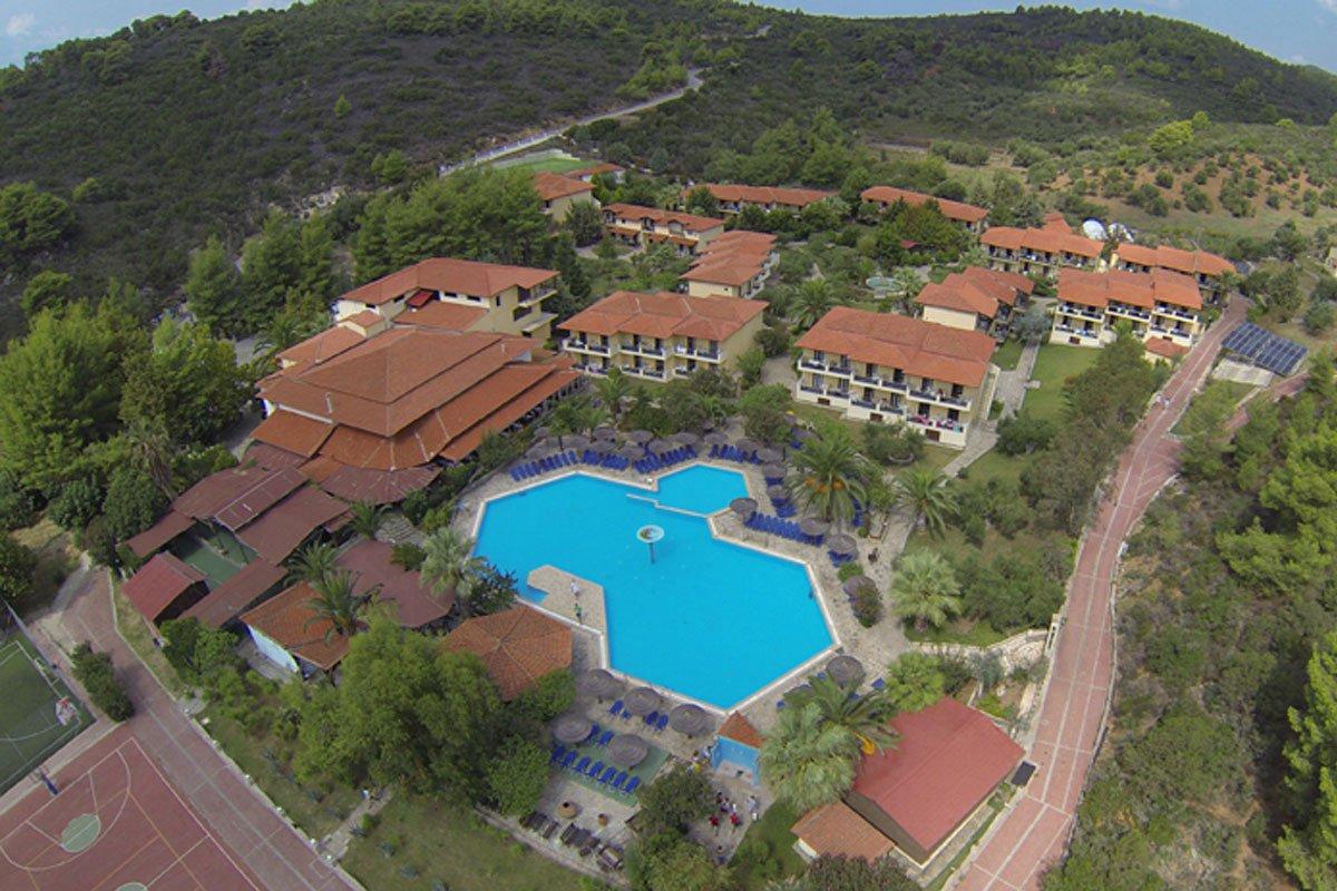 Poseidon Resort Neos Marmaras