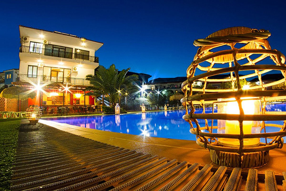 Sonia Resort smeštaj u Gerakiniju