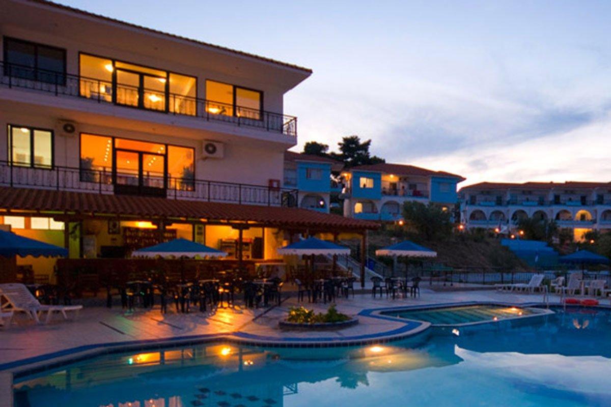 Sonia Resort letovanje na Sitoniji