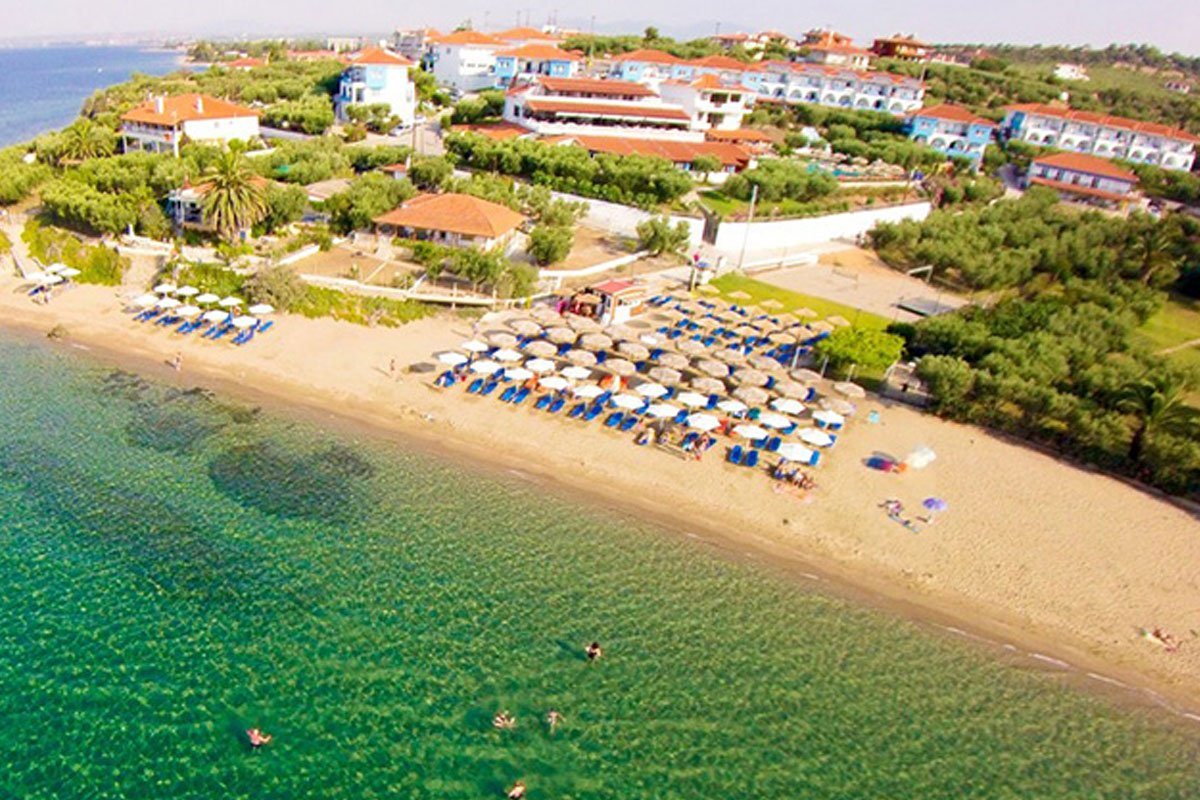 Sonia Resort Gerakini plaža