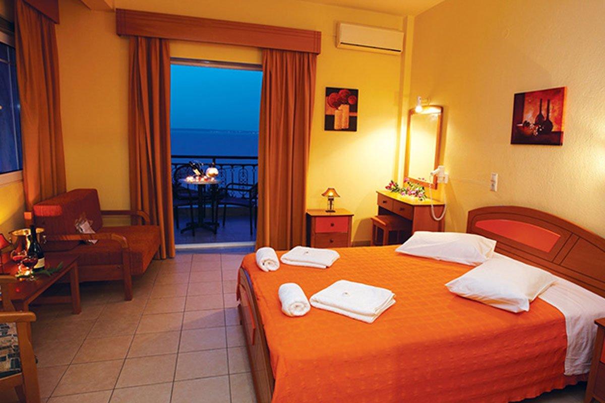 Sonia Resort sobe