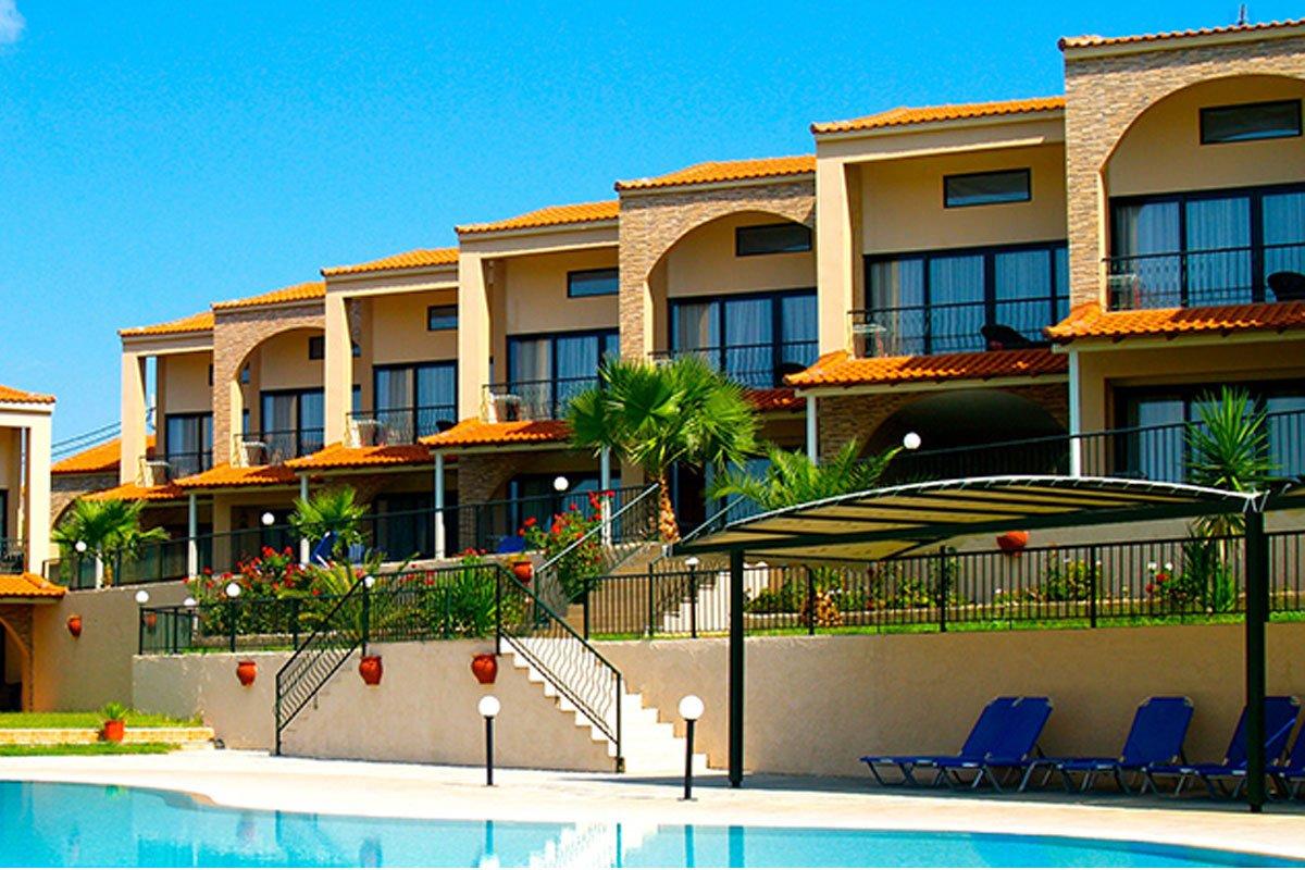 Village Mare hotel u Metamorfozisu