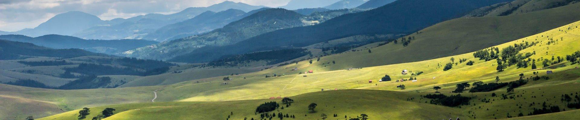 Uvac i Zlatibor, planina u Srbiji