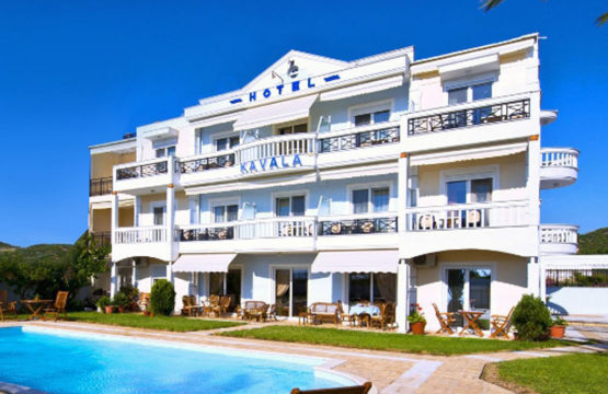 Kavala Beach Hotel Apartments