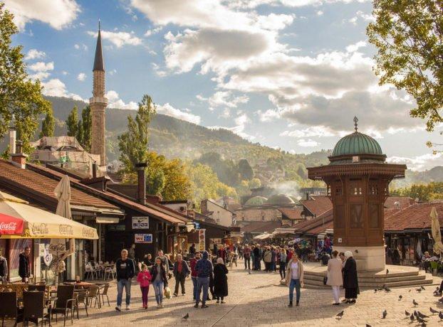 Sarajevo&Mostar - Bosna i Hercegovina - Evropski gradovi - AquaTravel.rs