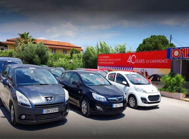 Rent a car u Grčkoj. Iznajmite autobmobile po najpovoljnijim cenama.