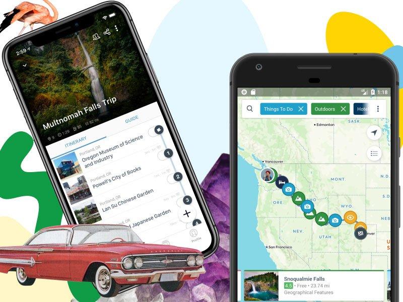 Roadtrippers aplikacija za pakovanje kad krećete na put - Blog - AquaTravel.rs