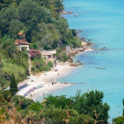 Plaže na Afitosu