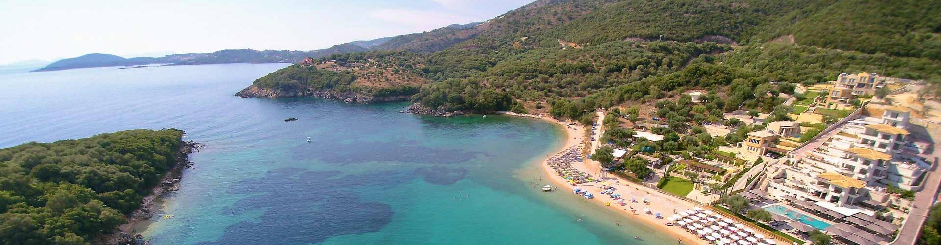 Plaže na Agia Paraskevi