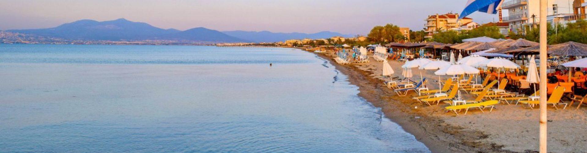 Agia Triada plaža