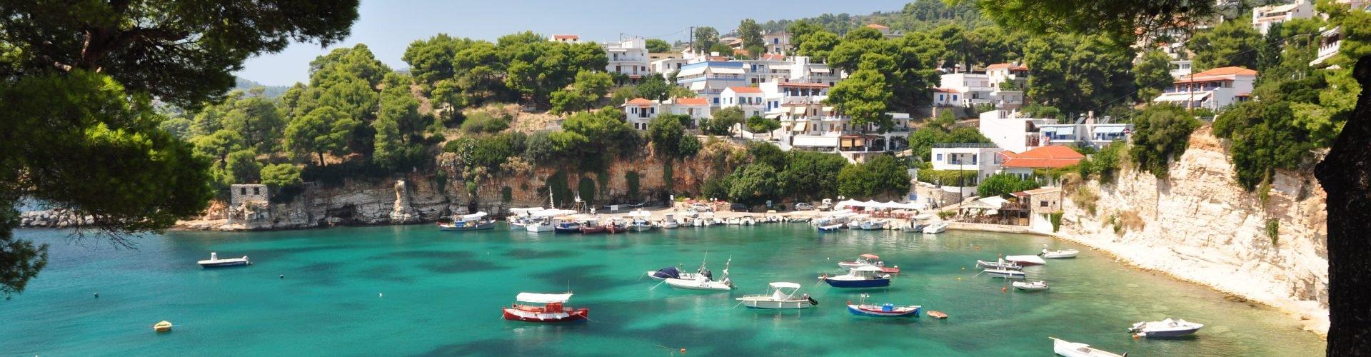 Letovanje na ostrvu Alonissos