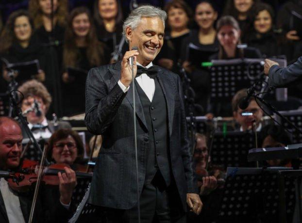 Andrea Bocelli ulaznice