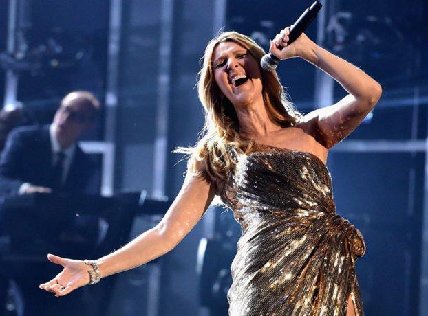 Celine Dion karte