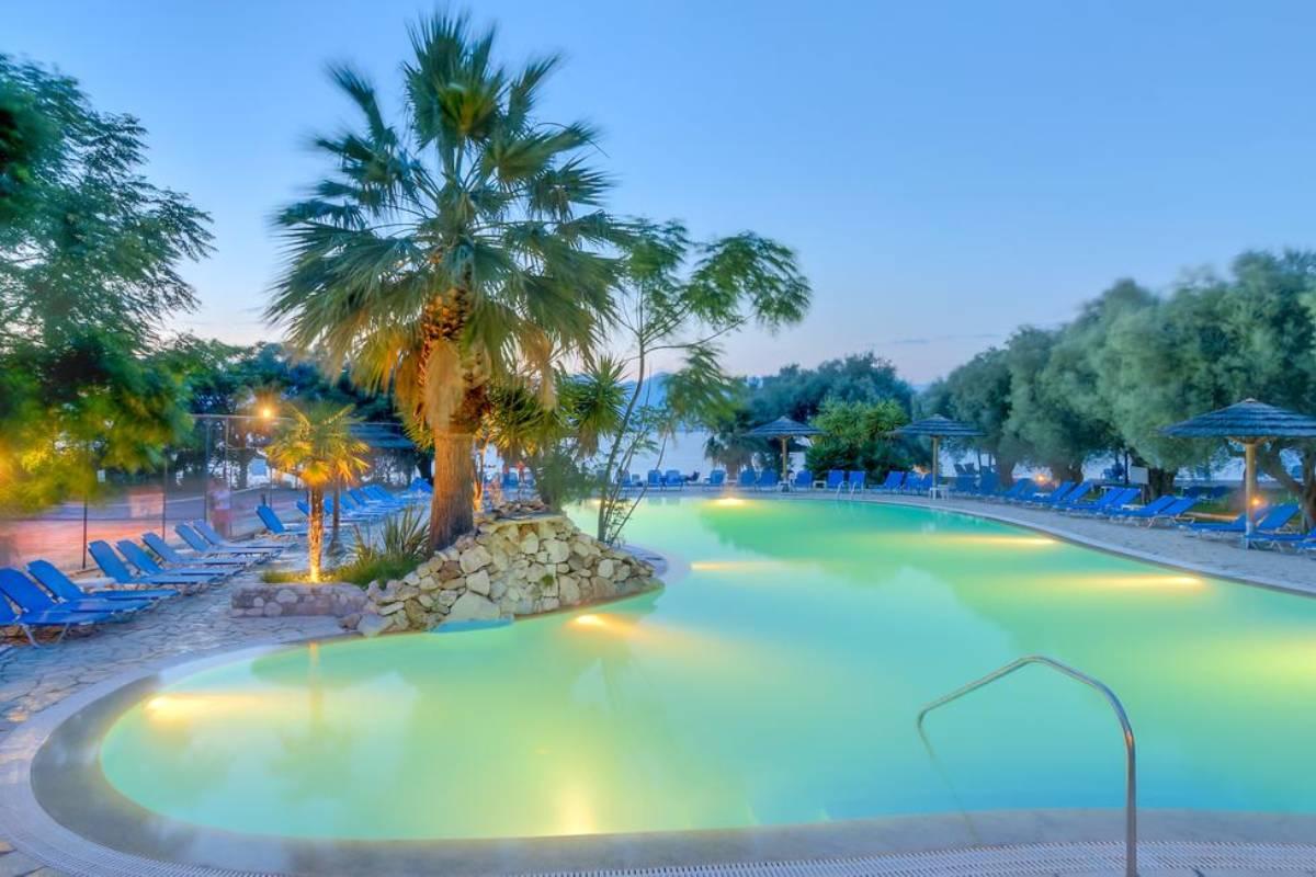 Hotel na Peloponezu
