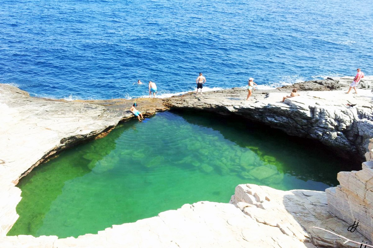 Giola , ostrvo Tasos
