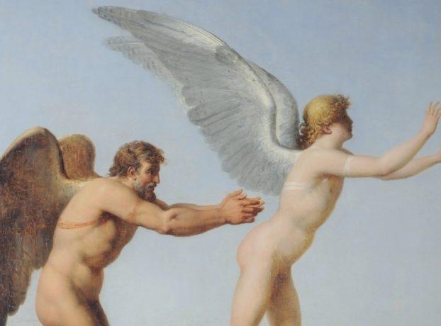 Ikad i Dedal u grčkoj mitologiji