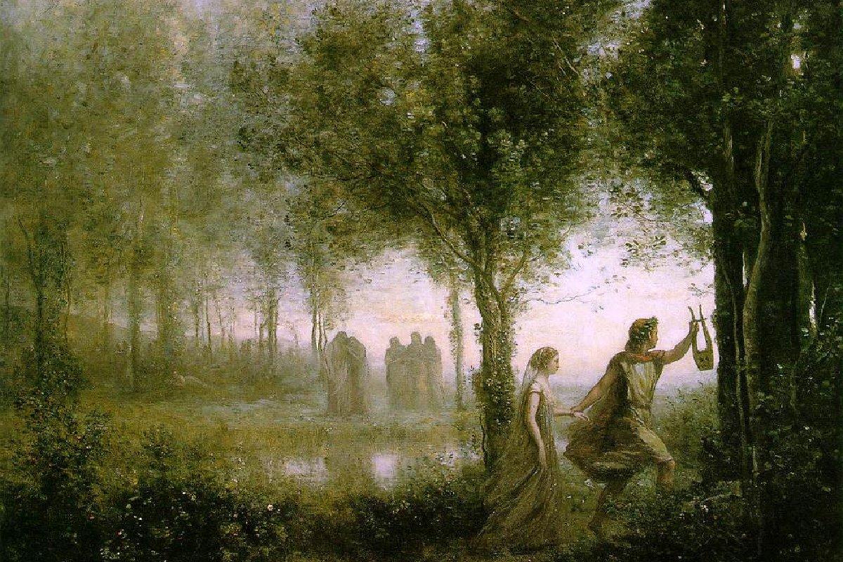 Orfej i Euridika