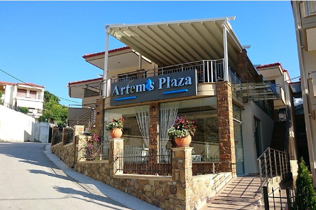 Hotel Artemis Plaza za pravi odmor u Grčkoj