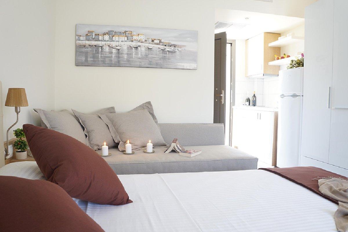 Hotel Artemis Plaza smeštaj na Kasandri