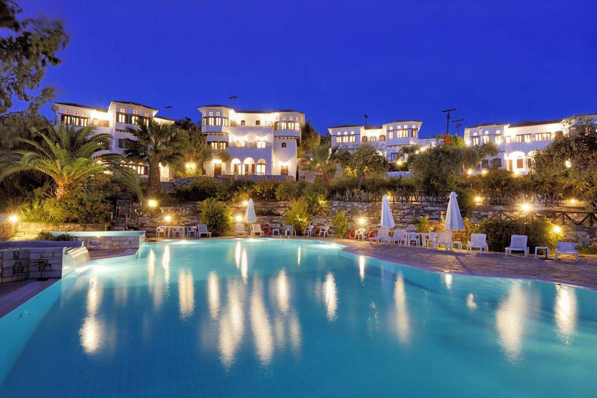 Leda Village hotel odmor u Hortu