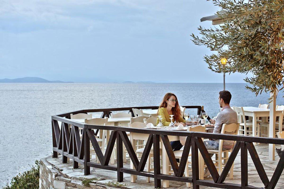Leda Village hotel restoran