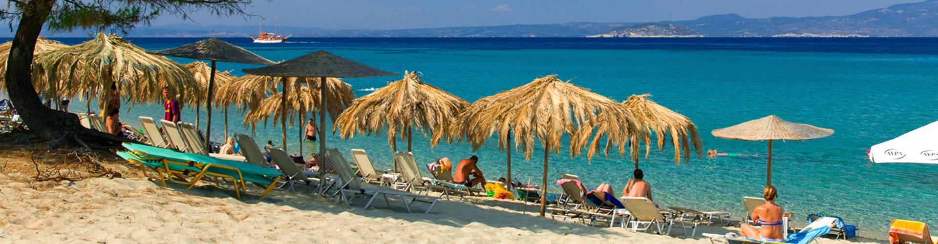 Paliouri Grčka