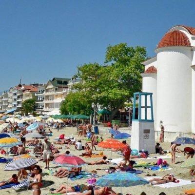 Plaža u Paraliji