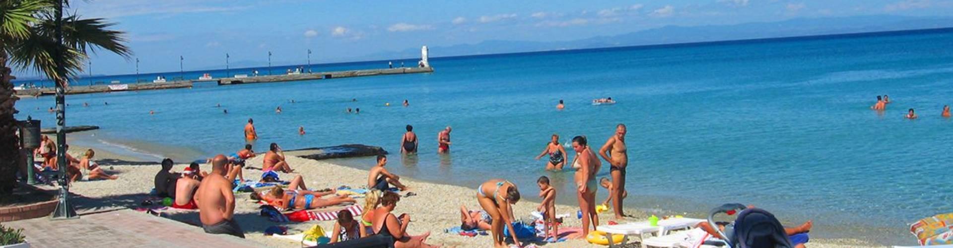 Pefkohori najlepše plaže