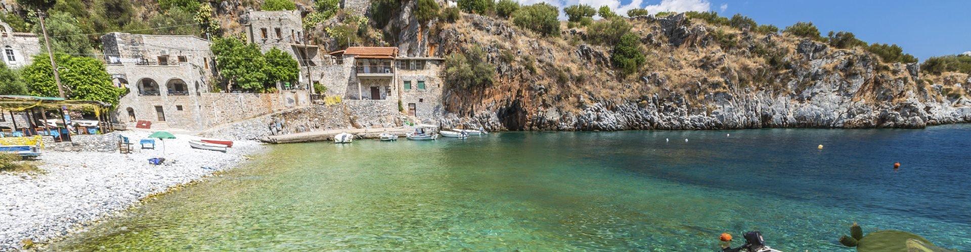 Ostrvo Peloponez