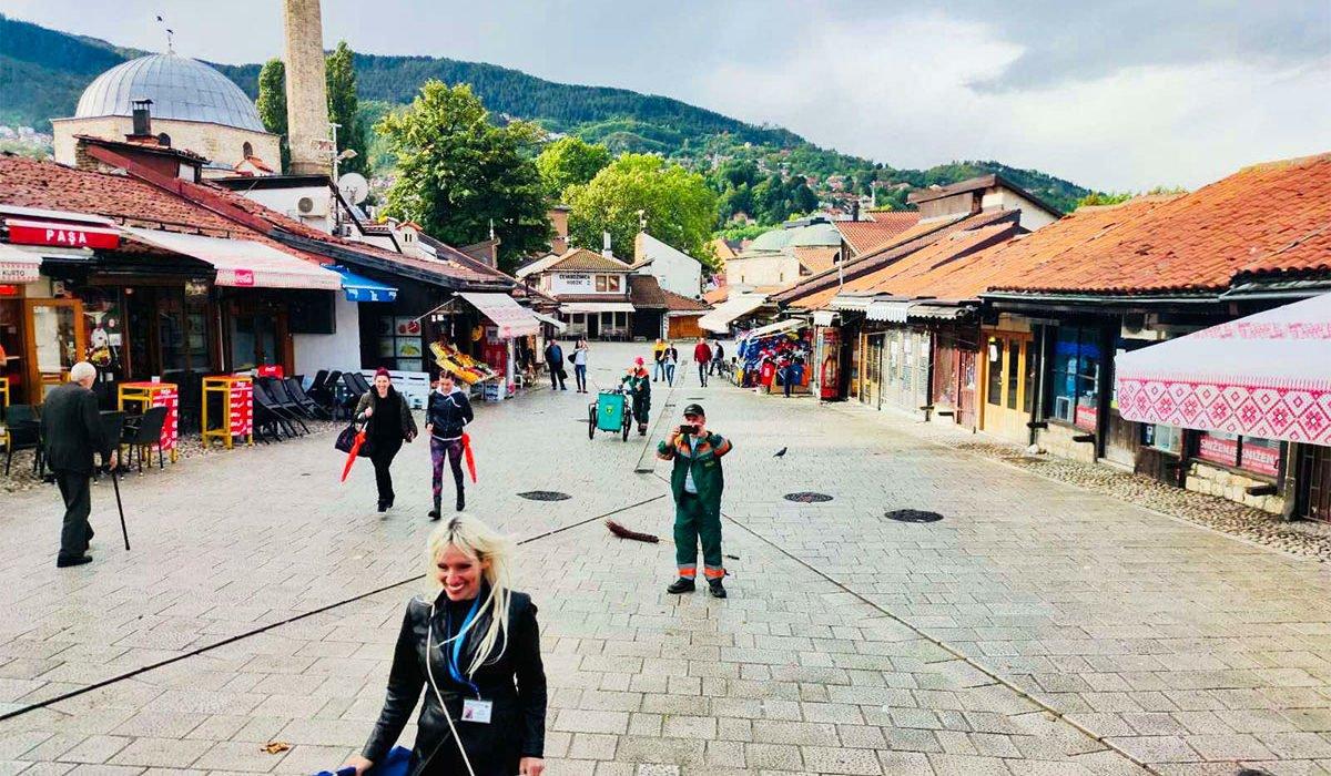 Izlet u Sarajevo