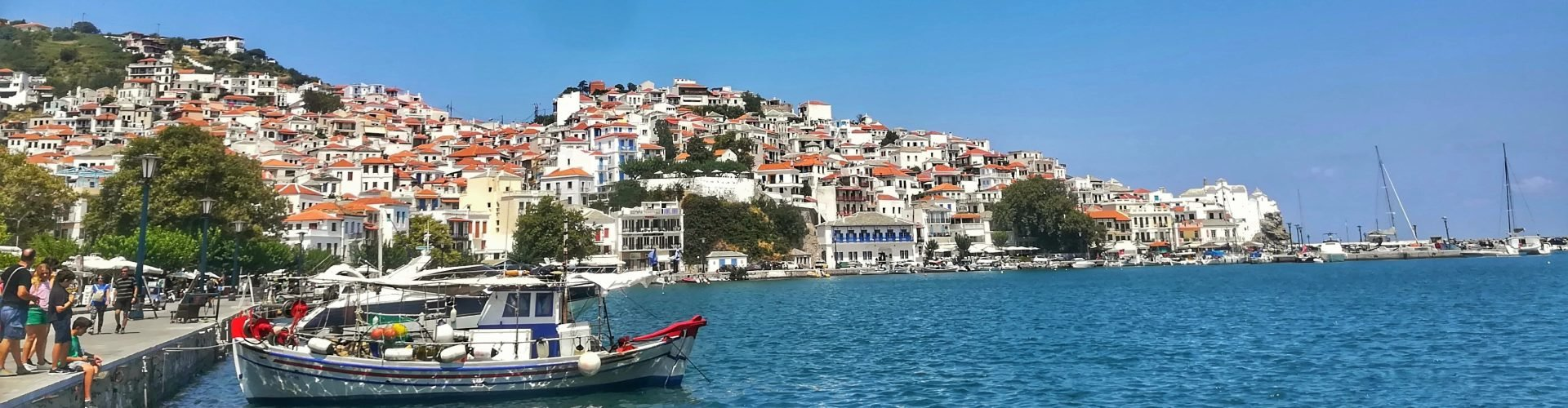 Ostrvo Skopelos letovanje