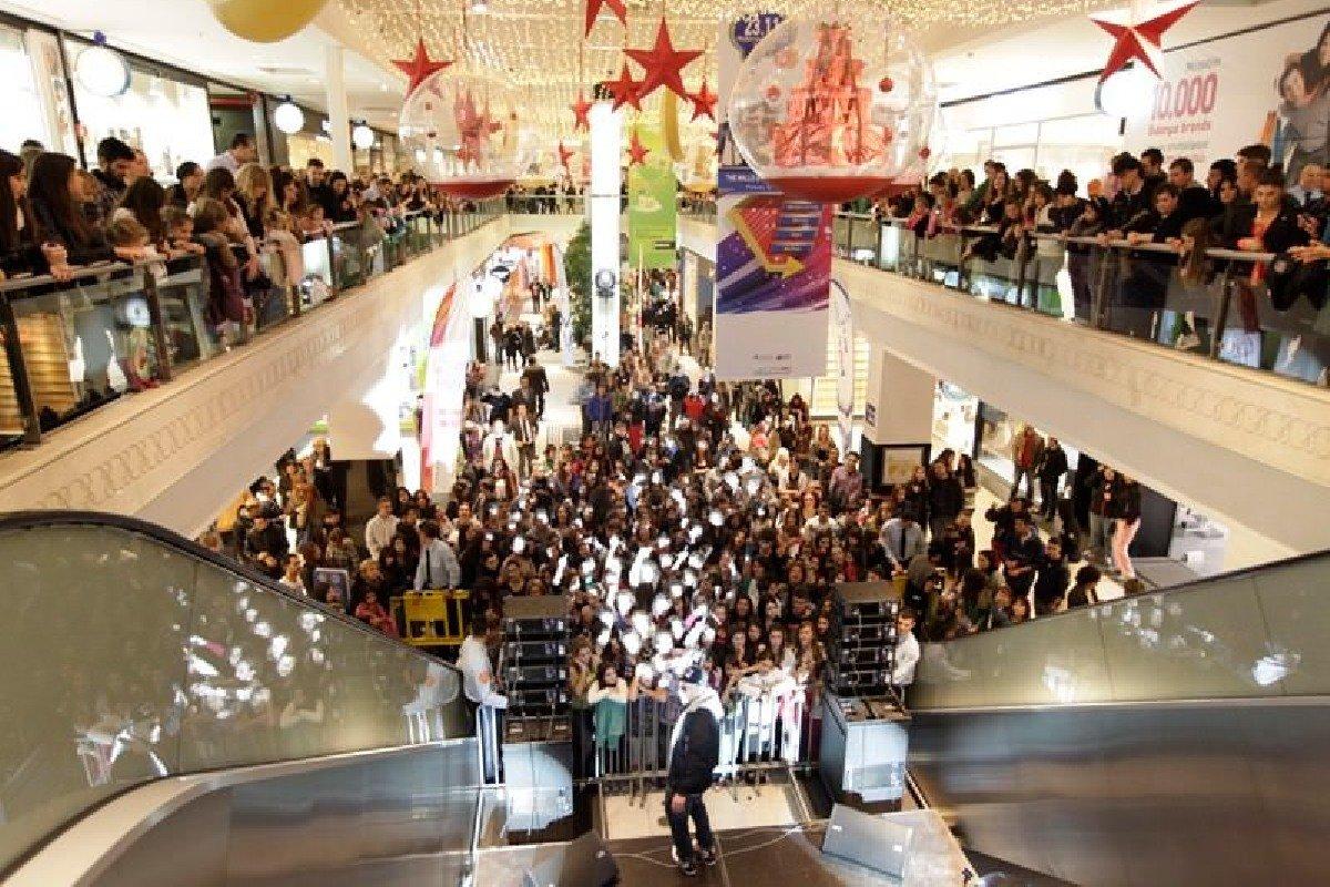 Cosmos shopping centar u Solunu